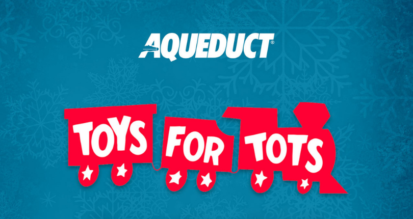 NYRA's support of Toys for Tots to go virtual