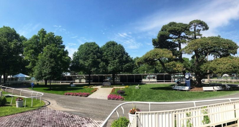 Increased purses announced for Belmont Park spring/summer meet