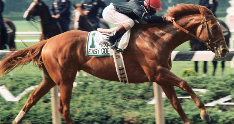 Thirty Years Ago: Reliving Easy Goer's memorable Belmont Stakes run
