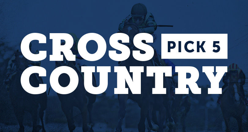 Revised schedule: Belmont Park part of four-track Cross Country Pick 5 on Saturday